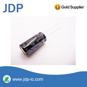 Electrolytic Capacitor 2200UF 16V pictures & photos
