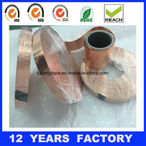 0.075mm Thickness Soft and Hard Temper T2/C1100 / Cu-ETP / C11000 /R-Cu57 Type Thin Copper Foil pictures & photos