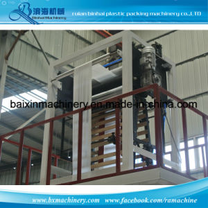 PE Plastic Film Blowing Machine Shopping Bag Garbage Bag pictures & photos