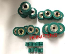 Hongteng Factory Rubber Wheel