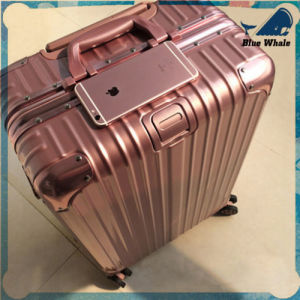 Hot Sale Best Quality Aluminum Frame Troley Luggage for Travel pictures & photos