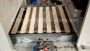 Automatic Plastic Ruler Tampo Pad Printing Machine for Stationery pictures & photos