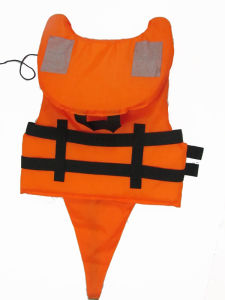 Good Nylon and EPE Foam Life Jacket (HX-V0007) pictures & photos