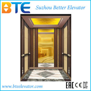 1000kg Vvvf Luxurious Passenger Elevator with Ce pictures & photos