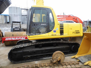 Komatsu PC220-6 Excavator pictures & photos