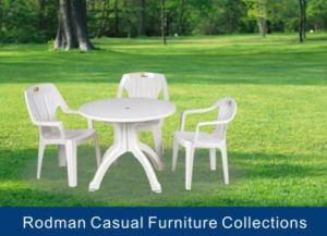 Hot Sale Outdoor Furniture Plastic Chair and Round Table pictures & photos