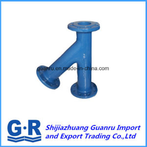 Flanged 45 Degree Angle Branch for En545/598 pictures & photos