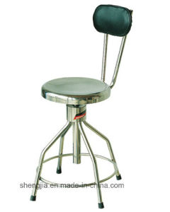 Sjt061 Stool with Backrest pictures & photos