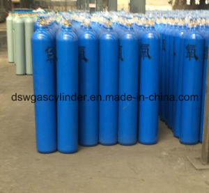 50L Seamless Steel Acetylene Oxygen Argon CO2 Nitrogen Gas Cylinder pictures & photos