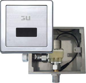 Ce RoHS Plastic Automatic Urinal Sensor Toilet Flush Flusher Valves for Commercial Appliance pictures & photos