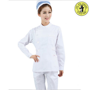 Fashionable New Style Nurse Hospital Uniform Designs pictures & photos