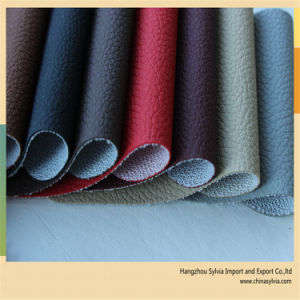 High Quality Soft PVC Leather for Car Seat pictures & photos