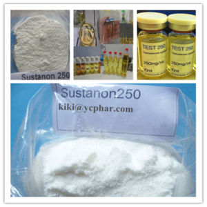 Injectable Steroid Powder Testosterone Sustanon 250 with High Purity pictures & photos