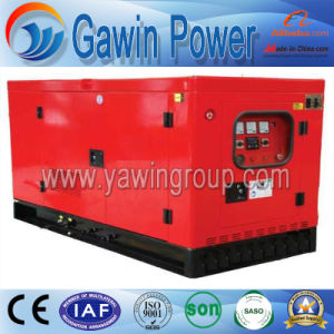 10kw Quanchai Series Electric Water Cooled Soundproof Diesel Generating Set pictures & photos