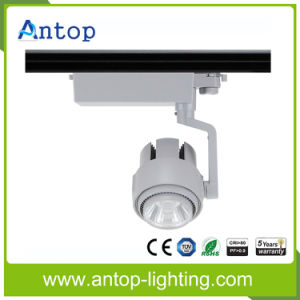 Hot Selling White/Black 15W LED Track Light pictures & photos