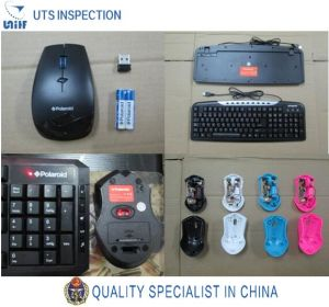 Computer Mouse and Keyboard - Quality Control and Inspection Service China pictures & photos