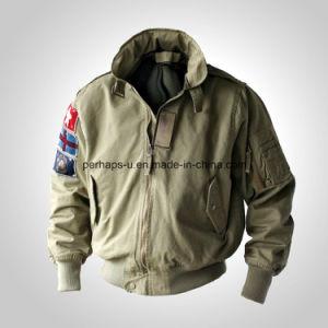 High Quality Short Worker Coat Men Retro Fashion Jacket pictures & photos