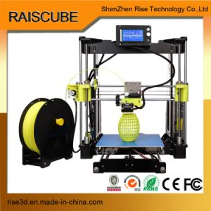 Rise Acrylic Rapid Prototype Fdm Desktop DIY 3D Printer Machine pictures & photos