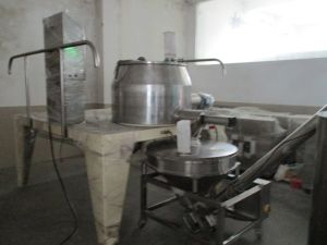 Hexagon Potato Chip Triangle Corn Chip Processing Line pictures & photos