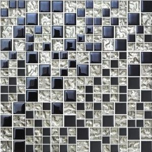 883 Black Crystal Mosaic