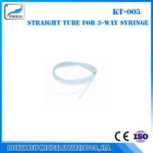 Straight Tube for 3-Way Syringe Kt-005 Dental Spare Parts for Dental Chair pictures & photos