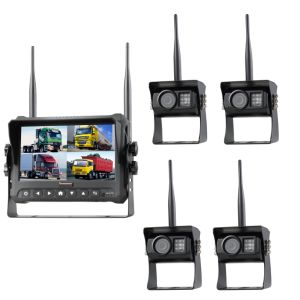 7inch Digital Wireless Recording Rear View System pictures & photos