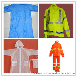 High Frequency Welding Machine for PVC/EVA/PU Raincoat and Suitcases pictures & photos