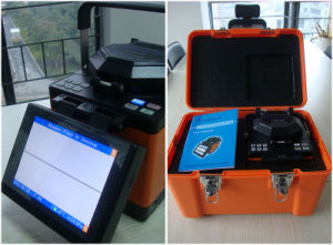Fiber Optic Fusion Splicer (equal to Fujikura FSM-60S, 50S, 60S) pictures & photos