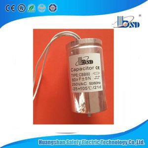 Lighting Capacitor/Al-Sheel /P2 Grade pictures & photos