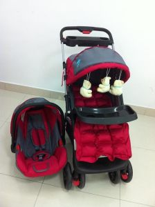 New Model Luxury Pushchair for Baby (CA-BB237) pictures & photos