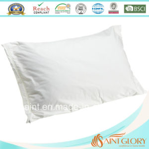 Home and Hotel Use Pillow Case White Pillow Protector pictures & photos