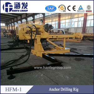 Hfm-1 Multi-Function Rig for Water Well, Anchor Project pictures & photos
