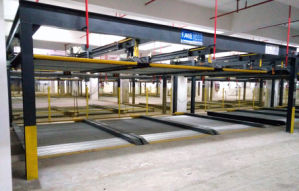 Automatic Puzzle Parking System (2-layer) pictures & photos