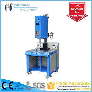 Manual Ultrasonic Plastic Welding Machine pictures & photos