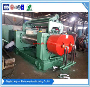 Two Roll Mixing Mill/Open Mixing Mill/Rubber Mixing Mill pictures & photos