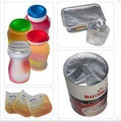 Aluminium Foil for Heat Sealing Lid Foil with Jumbo Roll Size pictures & photos