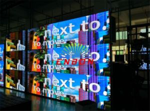 High Contrast High Refresh Rate LED Display Screen for Indoor Application with Novastar System pictures & photos