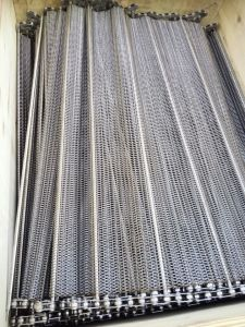 Metal Conveyor Belt Mesh for Drying, Tunnel Oven, Hot Treatment pictures & photos