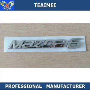 Mazda Car Logo Badge Auto Chrome Letter Emblem Sticker pictures & photos