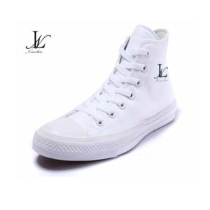 High Top Classic fashion Canvas Shoes (CAN-003) pictures & photos