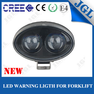 Material Handling Forklift 10W Blue Spot LED Work Light pictures & photos
