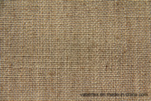 Linen Household Textile Woven Sofa Curtain Upholstery Fabric pictures & photos