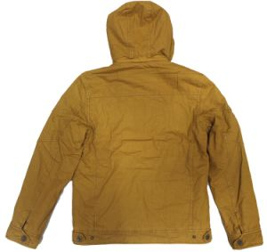 High Quality Men Garment Dyed Winter Jacket/ Coat pictures & photos