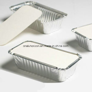 Aluminium Foil Tray/Aluminum Foil Container for Packaging pictures & photos