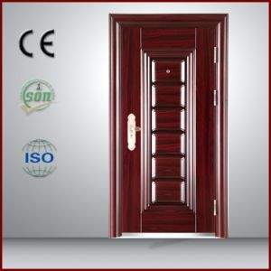 Luxury Entrance Doors Made in China pictures & photos