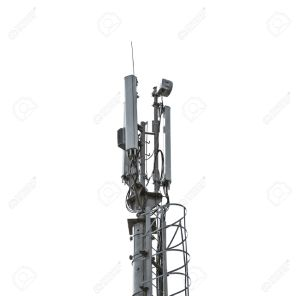 Microwave Communication Tower (camouflage) 15m-55m pictures & photos