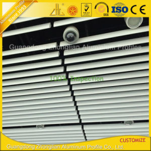 Anodized Aluminium Aluminum Louver / Shutter with Customized Colors and Sizes pictures & photos