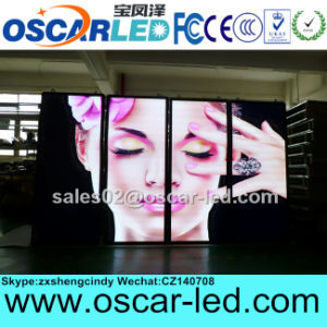 Phone Control P2.5 Digital Poster Frame LED Advertising Player Sign Board