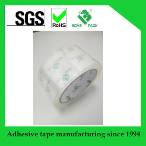 High Quality Super Clear No Noise BOPP Packing Tape pictures & photos