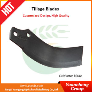 New Arrival Tiller Blade Reclaim Blade Agriculture Rotary Tiller Blade Power Tiller Blade pictures & photos
